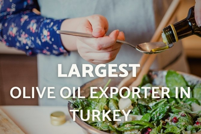 largest olive oil-table olives exporter