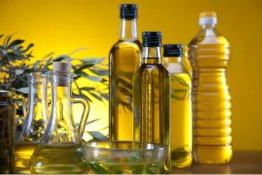Different Types of Olive Oil