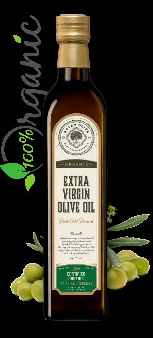 Artem Oliva Organic Olive Oil