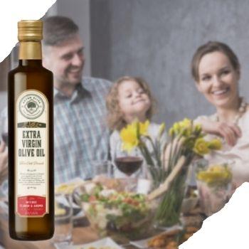 Family Dinner with Artem Oliva Olive Oil