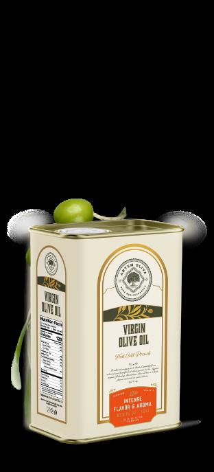 Artem Oliva Virgin Olive Oil in 3LT Tin Can (2)