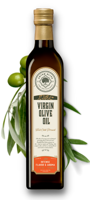 Artem Oliva Virgin Olive Oil in Marasaca Bottle (2)
