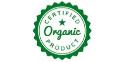 Oganic Certified Symbol