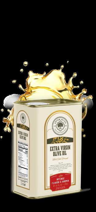 Artem Oliva EVOO in 3LT Tin Can