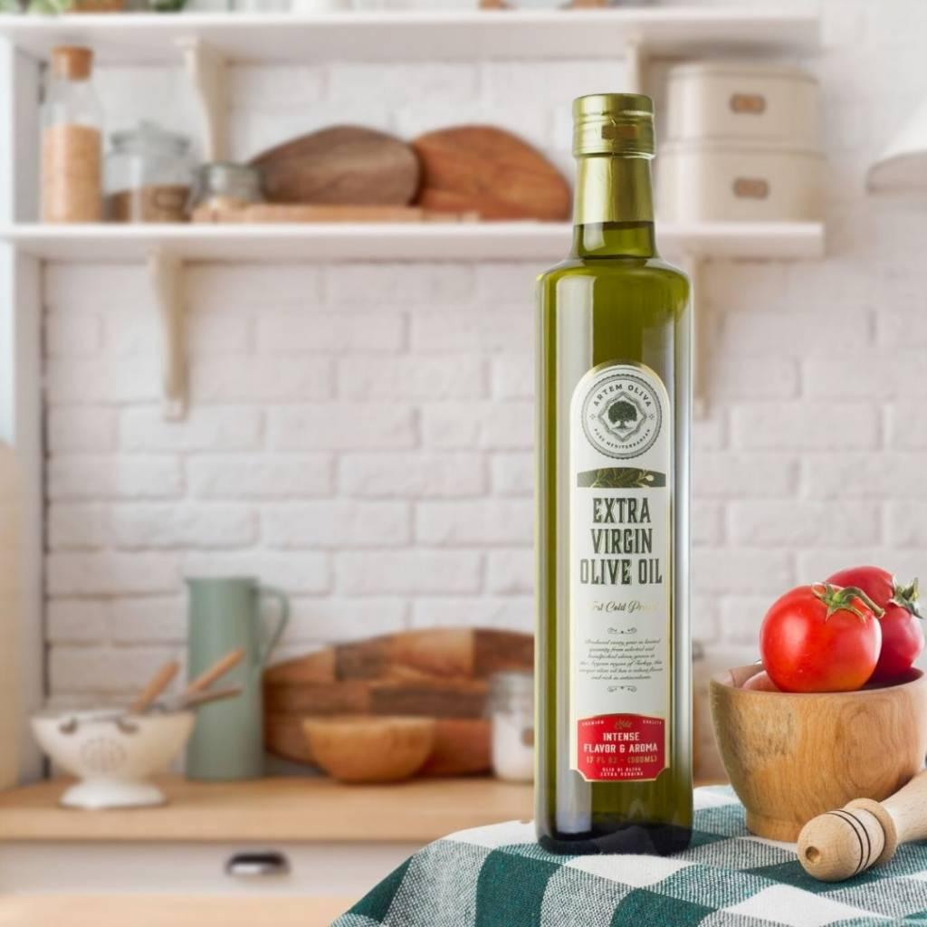 Extra Virgin Olive Oill of Artem Oliva Brand