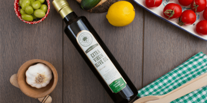 Organic Extra Virgin Olive Oil Manufactured in Turkey by Artem Oliva