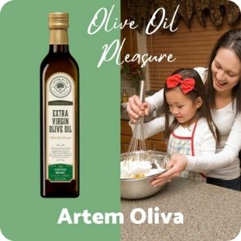 Cooking with Artem Oliva Extra Virgin Olive Oil